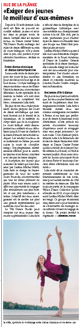 140826 article Journal du Jura